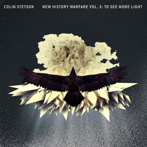 Colin Stetson - New History Warfare Vol. 3 - To See More Light