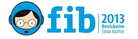 FIB 2013 logo
