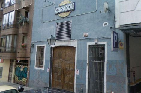 sala Caracol