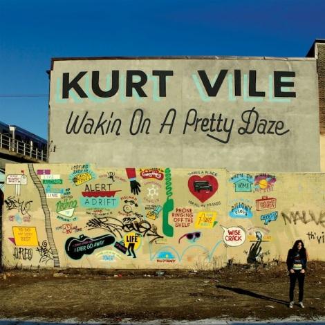 Kurt Vile - Walking On A Pretty Daze